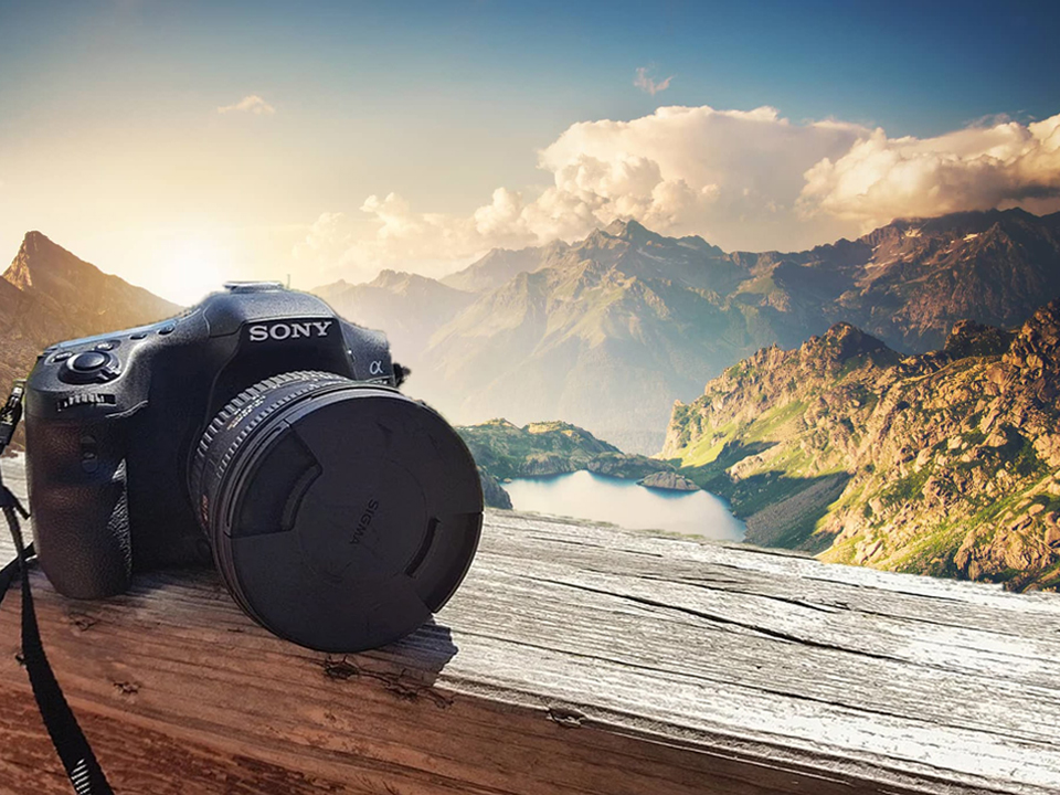 What is the best camera for landscape photo graphy?