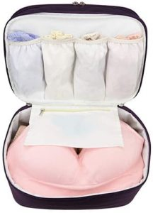 Free grace Travel Organizer Underwear Bag-min