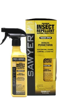 insect repellent for travelling