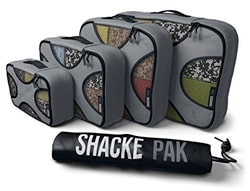 Shacke Pak 5Set Packing Cubes