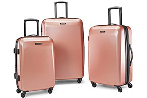 No 4.American Tourister Moonlight Expandable Luggage
