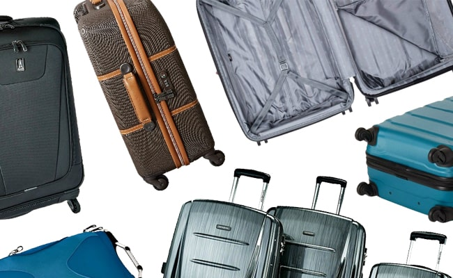 what to buy checked luggage?