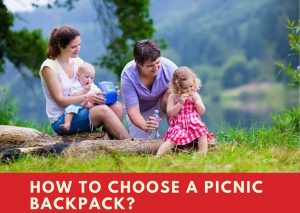 How to choose an affordable picnic backpack?